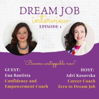 Zero to Dream Job Interview - Episode 1