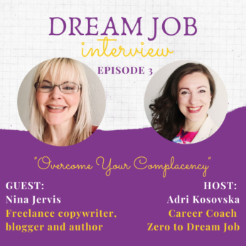 Dream Job Interview - Episode 3 with Nina